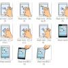 使えるタブレットの操作画像