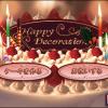 クリスマスケーキはiPhoneアプリ「ハッピーデコレーション」でお手軽に?