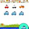 [iPad, iPhone] ココタッチlite -おなじものさがし-: 絵の中から同じモノを当てる知育ゲーム。無料。