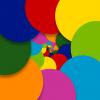 いろ色タッチ: ポップで可愛い脳トレゲーム!お子さんから大人まで遊べます。無料。