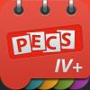 はじめての PECS® IV+ 従来型のPECS®からタブレット・コミュニケーションへの 移行用に考案された使い勝手のよいアプリ