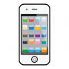マイネオスタッフブログより「盲目のiPhoneユーザーに聞いた、視覚を使わない驚きのスマホ操作術」