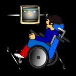 寝ログより「目の動きだけでパソコンを操作しようと「Tobii Eye Tracker 4C」を買ってみた。初期設定方法など。」