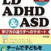 明治図書LD,ADHD&ASD 2018年1月号に「教材や支援グッズで楽しく学ぼう」