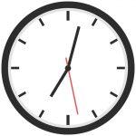 ATACで紹介されていた早く進む時計「Lucky Clock」