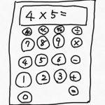 発達障害とiPad利用について その5「計算することを支援する」